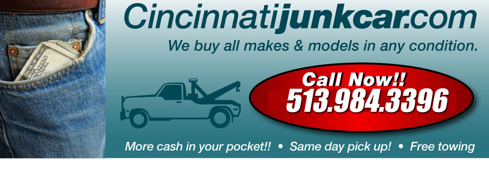 Cincinnati Junk Car | Cash For Cars Cincinnati OH | We Buy Junk ...